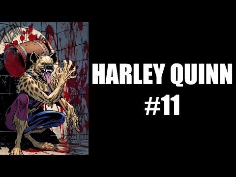 quinns video game reviews - Batman: Arkham City - Harley Quinn's Revenge Review Manga Art Style
