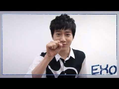 dodolpop EXO Suho Video alarm Morning call