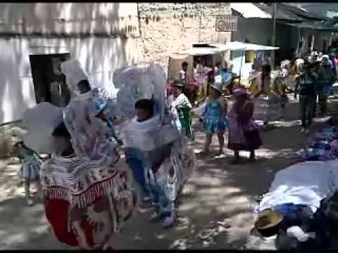 Arque 2012 Virgen del Rosario PARTE.3mp4