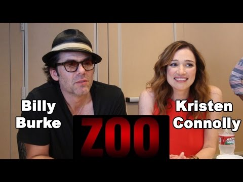 Zoo  Billy Burke and Kristen Connolly