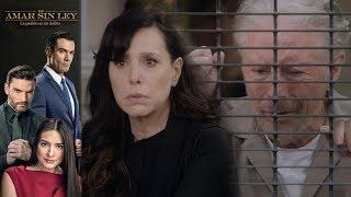 Resumen: Paula le gana el juicio a Rogelio | Por amar sin ley II - Televisa