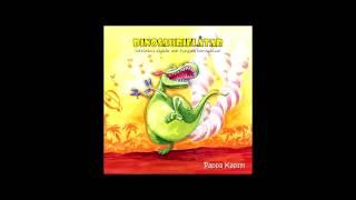 En liten Minisaurie   DINOSAURIELÅTAR - musik om dinosaurier för barn, barnmusik  Pappa Kapsyl
