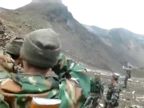 INDIA N CHINA conflict at border