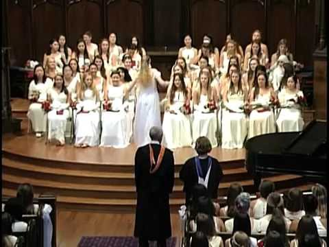 Buffalo Seminary 2014 Graduation