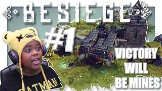 Besiege Gameplay | If I Build It, It Will Break | PC Gameplay