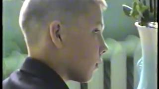 Гимназия Золотая горка экзамены 5 9 11 классы май 1997 года