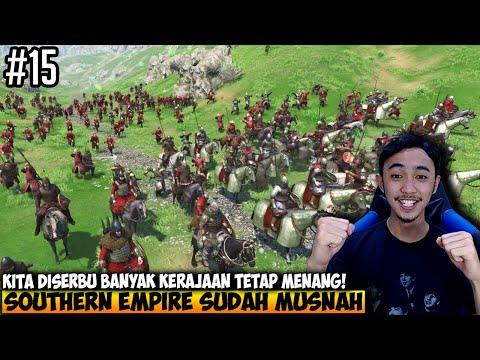 AKHIR DARI KERAJAAN SOUTHERN EMPIRE DIHAPUS DARI BUMI - MOUNT AND BLADE 2 INDONESIA - PART 15 - 동영상