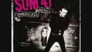 Best of Me - Sum 41 Lyrics
