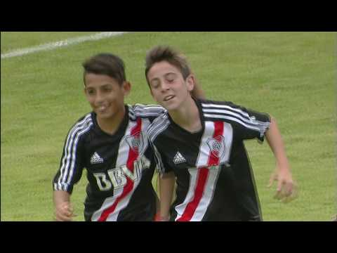 River Plate - Lugano 4-1 - highlights & Goals - (Final 3°-4°)
