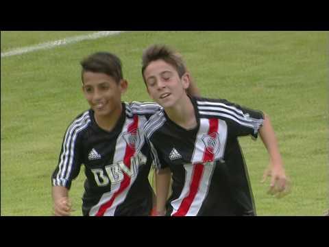 River Plate - Lugano 4-1 - highlights & Goals - (Final 3°-4°)