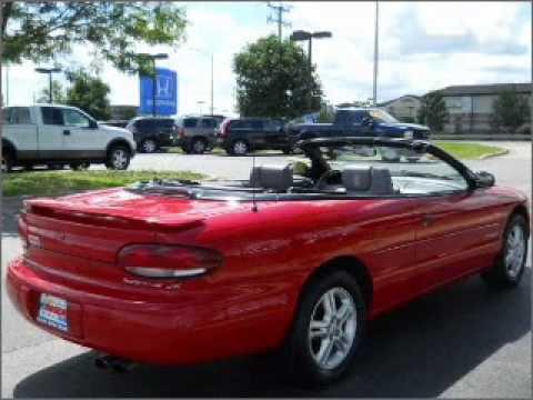 Hqdefault on 1997 Chrysler Sebring Convertible 2 5