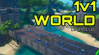 EPIC BRIDGE 1v1 Fortnite Creative Code!! CODE DANS LA DESCRIPTION