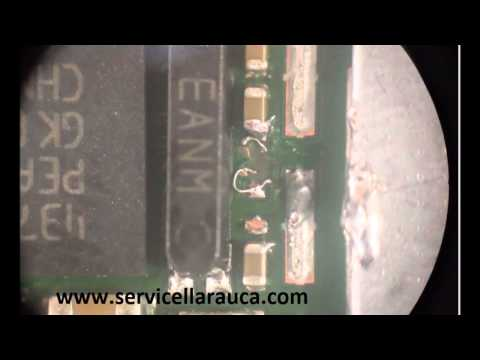 Nokia C2-01 No Enciende  Solo Carga  , Repair C2-01 Not Power Servicellarauca HD
