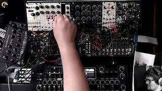 Jomox ModBase 09 MkII 2 Kick Drum Module Preset Run Through with Commentary