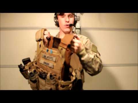 Comparison of the TMC and Emerson JPC Jumpable Plate Carrier Para rescue PJ Navy SEAL vest