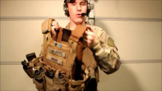 Comparison of the TMC and Emerson JPC Jumpable Plate Carrier Para rescue PJ Navy SEAL vest
