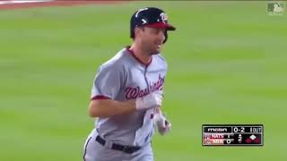 Max Scherzer First Career Home Run
