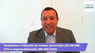 """Live  Campanha """"Contas Públicas São da Nossa Conta"""""""