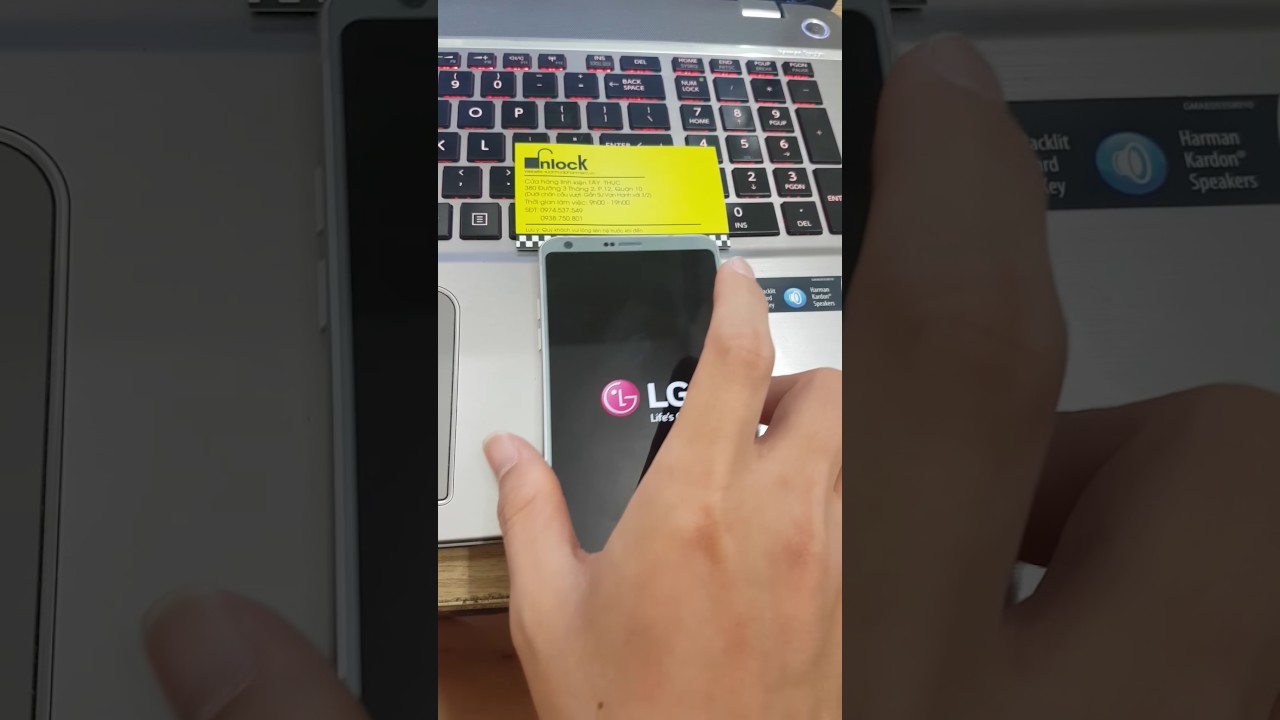 Remove bypass Google Account LG G6 LS993 US997 H870 H871 H873