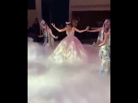 Գուրգեն Դաբաղյանի կնոջ հարսի պարը՝ ամուսնու կատարման ներքո