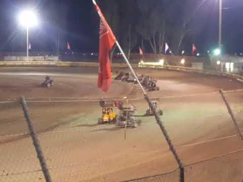 Lemoore Raceway Main Event 10/27/17 Ty