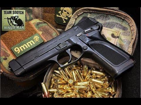 Browning BDM 9mm Pistol