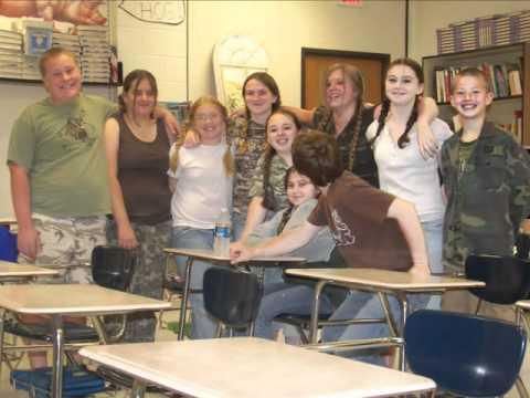 Coeburn Middle School 8th Grade Slideshow