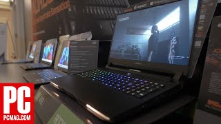 The Aorus 17 Is the First Laptop With an Omron Mechanical Keyboard thumbnail