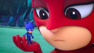 PJ Masks en Español - Catboy y la Encogedora -  Temporada 1 - Compilación - Dibujos Animados