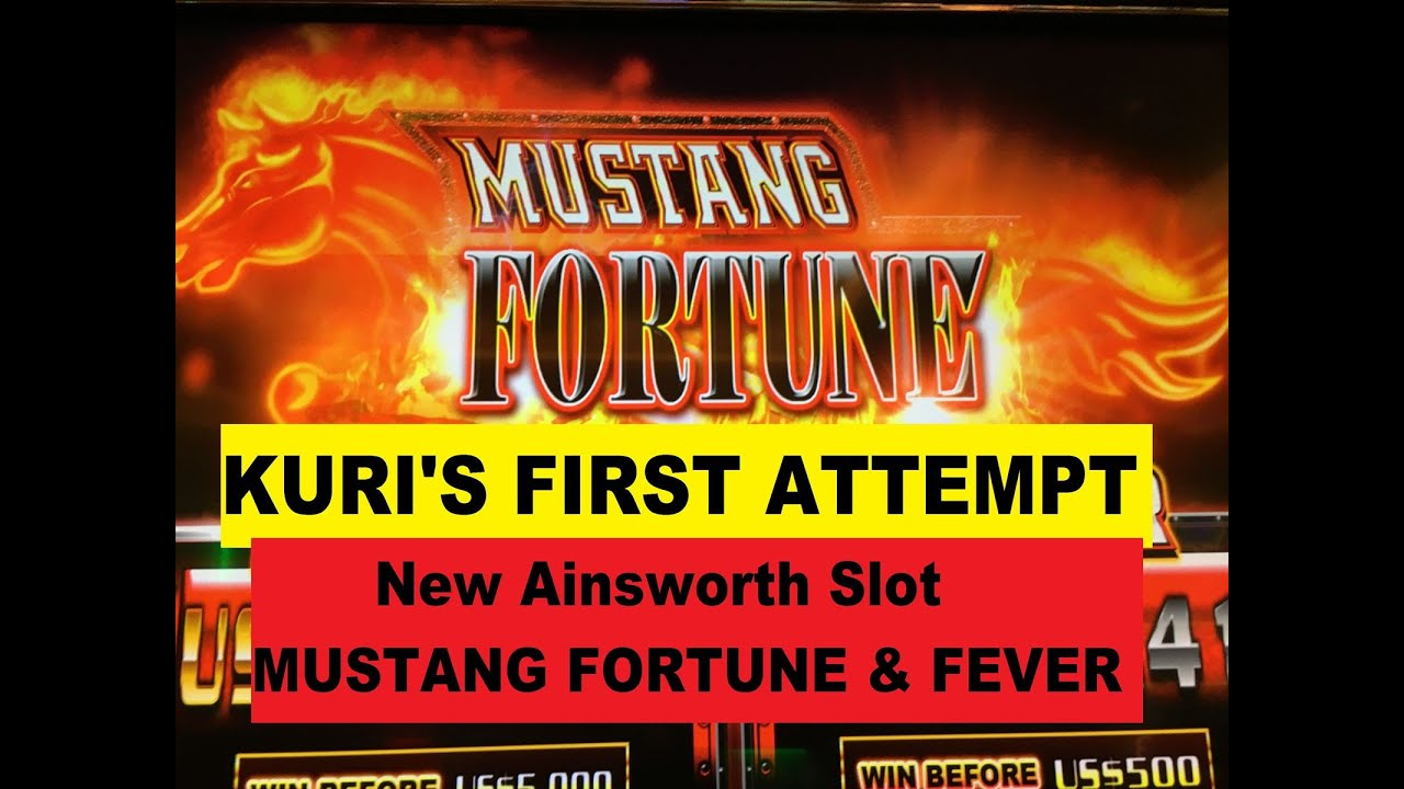 Mustang Fortune Slot