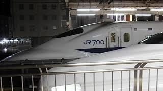 700系回送列車