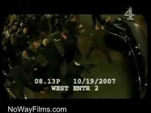 Clip from Bush Assassination Film