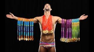 видео Самые титулованные олимпийские чемпионы