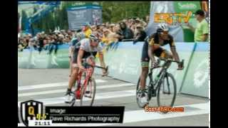Eritrean Cyclist Natnael Berhane Tour of Utah ERi-TV Reportage (August 10, 2015)