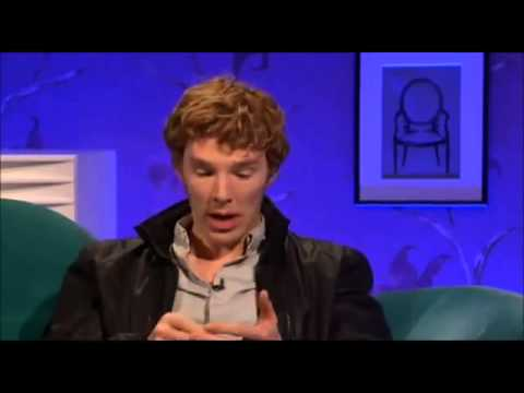 Benedict Cumberbatch funny interview !