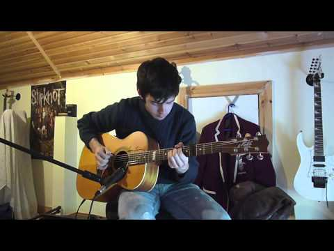 """taylor-swift-ft.-ed-sheeran-""""everything-has-changed""""-(guitar-cover-by-maxl)"""