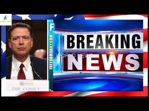 BREAKING: Comey In Hiding After What Top FBI Attorney Was Just NAILED For