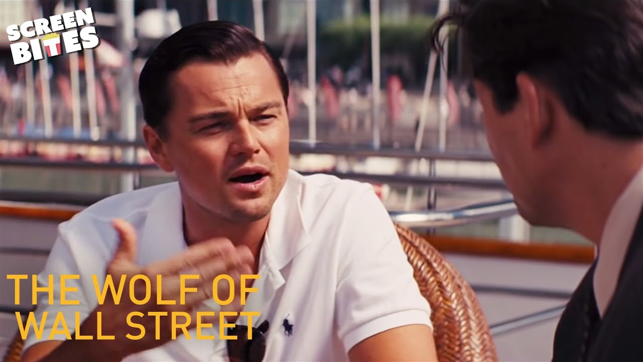 Download Who's the Boss?   The Wolf Of Wall Street   Screen Bites