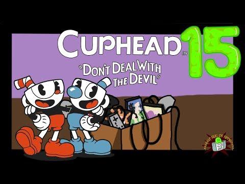 Cuphead ~ Part 15: Ear-Loop Mask ~3MAALP