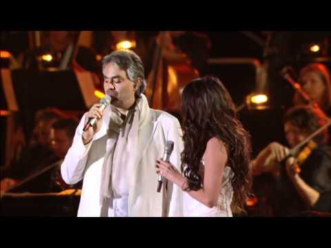 HD - Andrea Bocelli Sarah Brightman - Time To Say Goodbye