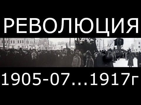 Хронология событий с 1901 по февраль 1917 года.