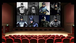 O Batman no Cinema