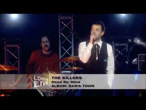 The Killers - Read My Mind - London Live
