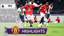 Elfer rettet United nach Bergwijn-Solo | Tottenham Hotspur - Manchester 1:1 | Highlights