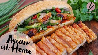 The BEST Cripsy Pork Belly & Sandwich!