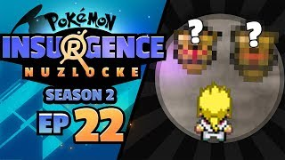 THERE'S A SECRET 6TH CULT... - Pokémon Insurgence Nuzlocke (Episode 22)