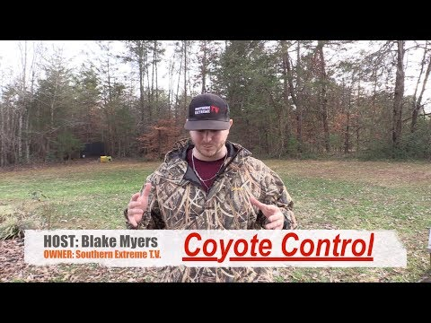 Coyote Control: Tip #18