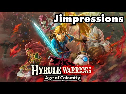 Hyrule Warriors: Age of Calamity - Durable Fun (Jimpressions)