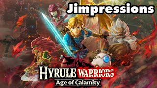 Hyrule Warriors: Age of Calamity - Durable Fun (Jimpressions) (Video Game Video Review)