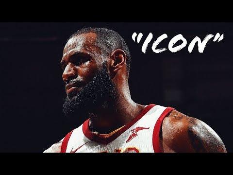 """7799385b9c22 LeBron James - """"Icon"""" - YouTube"""